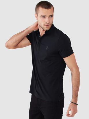 AllSaints Grail Polo Shirt