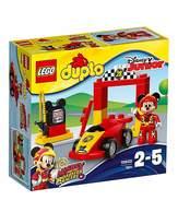 Disney LEGO Duplo Junior Mickey Racer