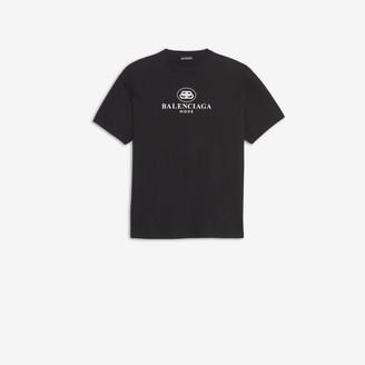 Balenciaga BB Mode Regular Fit T-shirt