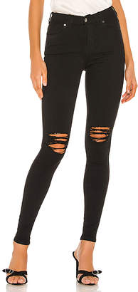 Dr. Denim Lexy Mid Rise Skinny. - size L (also