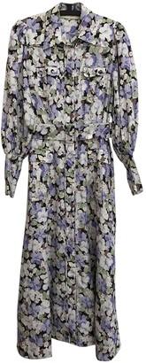 Zimmermann Purple Linen Dresses