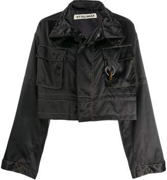 Ottolinger oversized cropped jacket