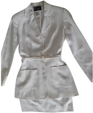 Chantal Thomass Ecru Wool Jacket for Women