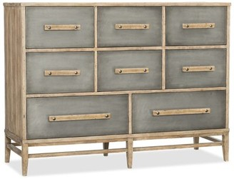 Hooker Furniture Urban Elevation 8 Drawer Dresser