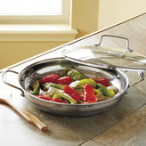 Cuisinart MultiClad Professional Everyday Pan with Lid, 12-inch