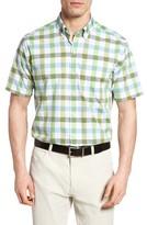 Cutter & Buck Men's Whitemarsh Check Sport Shirt