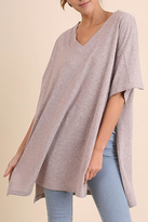 Umgee USA Washed Tunic Top