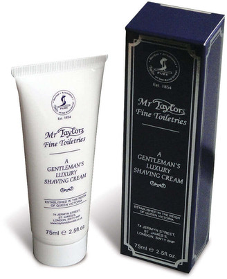 Taylor of Old Bond Street Shaving Cream Tube (75g)