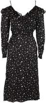 Essentiel Heart Printed Dress