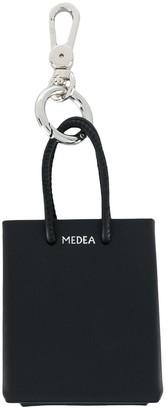 Medea Ice tote keyring