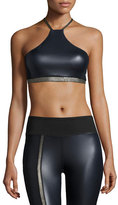 Vimmia Chance Coated Sports Bra, Navy