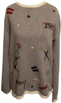 Loro Piana Grey Cashmere Knitwear for Women