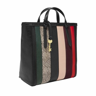 Fossil Women's Camilla Leather Backpack Handbag