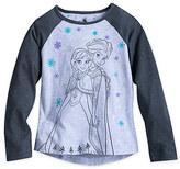 Disney Frozen Long Sleeve T-Shirt for Girls