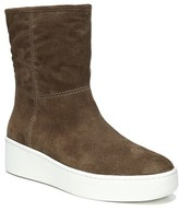 Via Spiga Women's Elona Genuine Shearling Lined Sneaker Boot