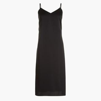 J.Crew V-neck slip dress