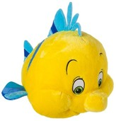 Disney Little Mermaid Plush Cuddle Pillow - Flounder