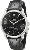 Oris Men's 623 7582 4074 LS Artelier Analog Display Automatic Self Wind Watch