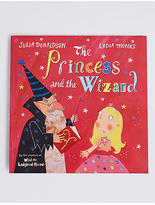 Marks and Spencer The Princess & the Wizard Book
