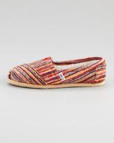 Toms Fleece-Lined Slip-On