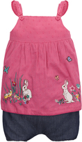 Monsoon Baby Jessica 2 in 1 Top & Shorts Set