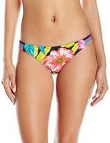 Body Glove Women's Sunlight Flirty Surf Rider Bikini Bottom