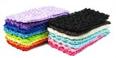 "Ship From USA--HipGirl Boutique Girls 16pc 2.75"" Crochet Headband Value Pack"