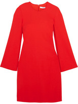 Givenchy Stretch-crepe Mini Dress - Red