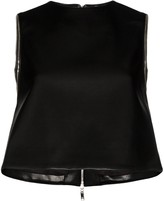 we11done relaxed-shape vest top