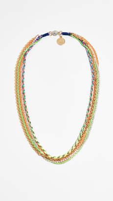 Venessa Arizaga She's A Rainbow Necklace