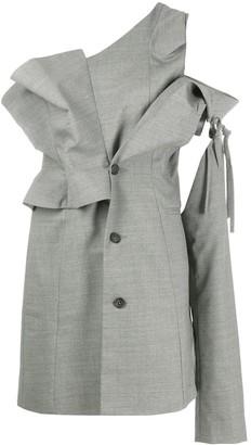 Ottolinger Deconstructed Short Dress