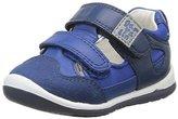Garvalin Kids Baby Boys' Calp First Walking Shoes Blue Size: