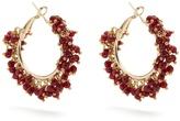 ROSANTICA BY MICHELA PANERO Carmen bead-embellished earrings