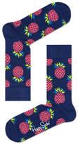 Happy Socks Pineapple Sock