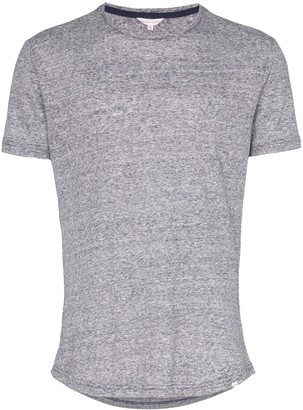 Orlebar Brown linen melange T-shirt