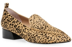 Steve Madden Women's Zelma Block-Heel Loafers