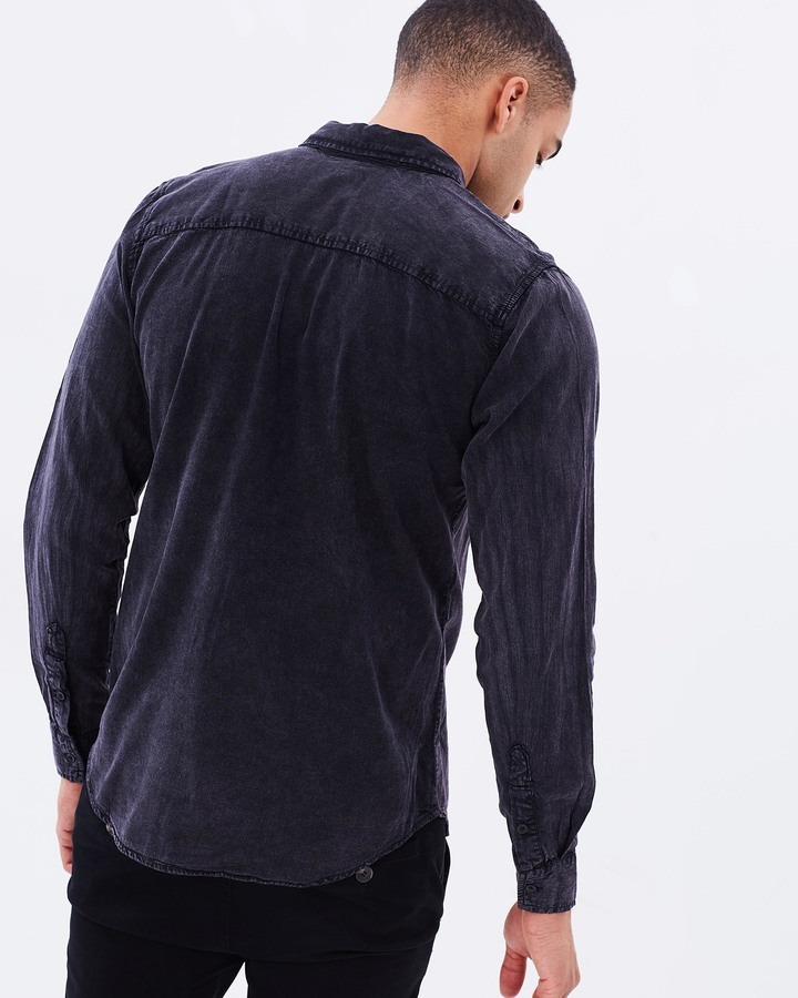 Silent Theory LS Overcast Shirt