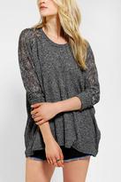 Sparkle & Fade Raglan Knit Sweater