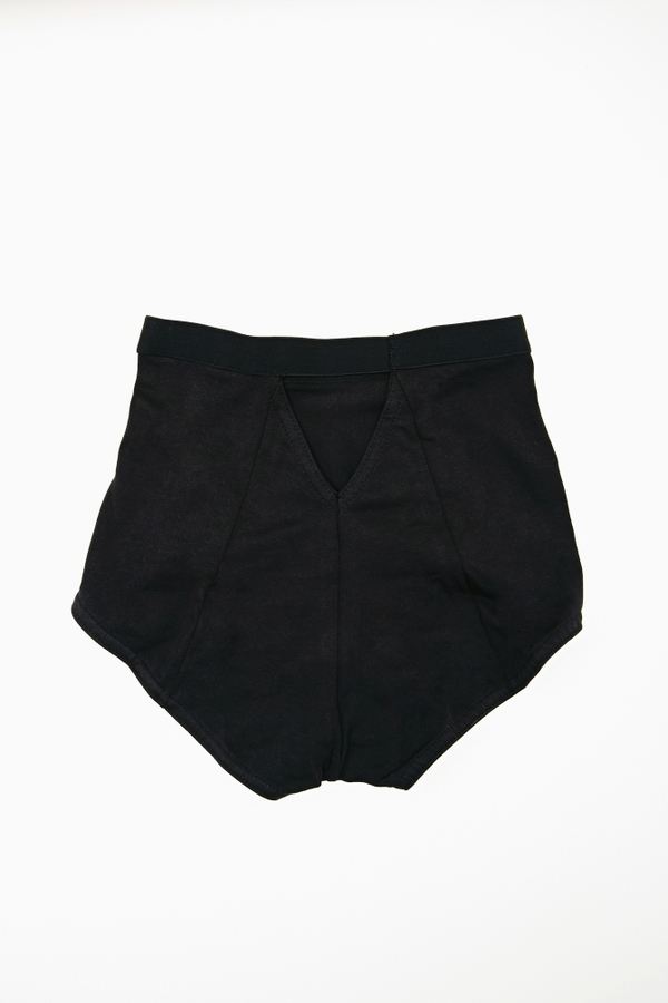 Nasty Gal Covert Mesh Bralette & Panty Set
