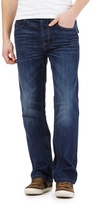 Mantaray Mid Blue Loose Fit Jeans