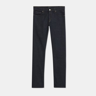 Theory J Brand Kane Straight Fit Jean in Comfort Stretch