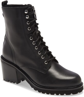 Steve Madden Brandt Lace-Up Boot