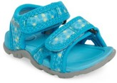 Bogs Infant Girl's Whitefish Dots Waterproof Sandal