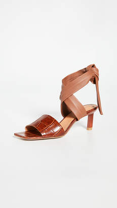 Ganni Heeled Sandals