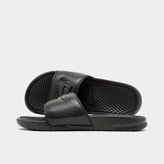 Nike Men's Benassi JDI Slide Sandals