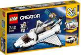 Lego Creator Space Shuttle Explorer 31066