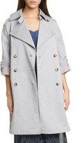 Club Monaco New Soft Trench Coat