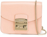 Furla chain strap shoulder bag - women - Leather - One Size