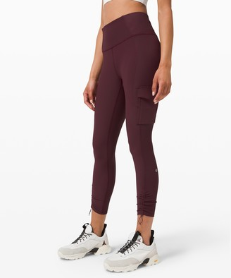 Lululemon Trail Trekker High-Rise Tight 25""