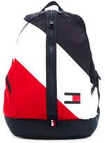 Tommy Hilfiger striped backpack